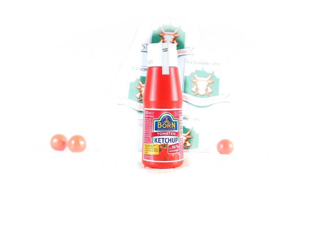 Tomaten-Ketchup – Dosierflasche