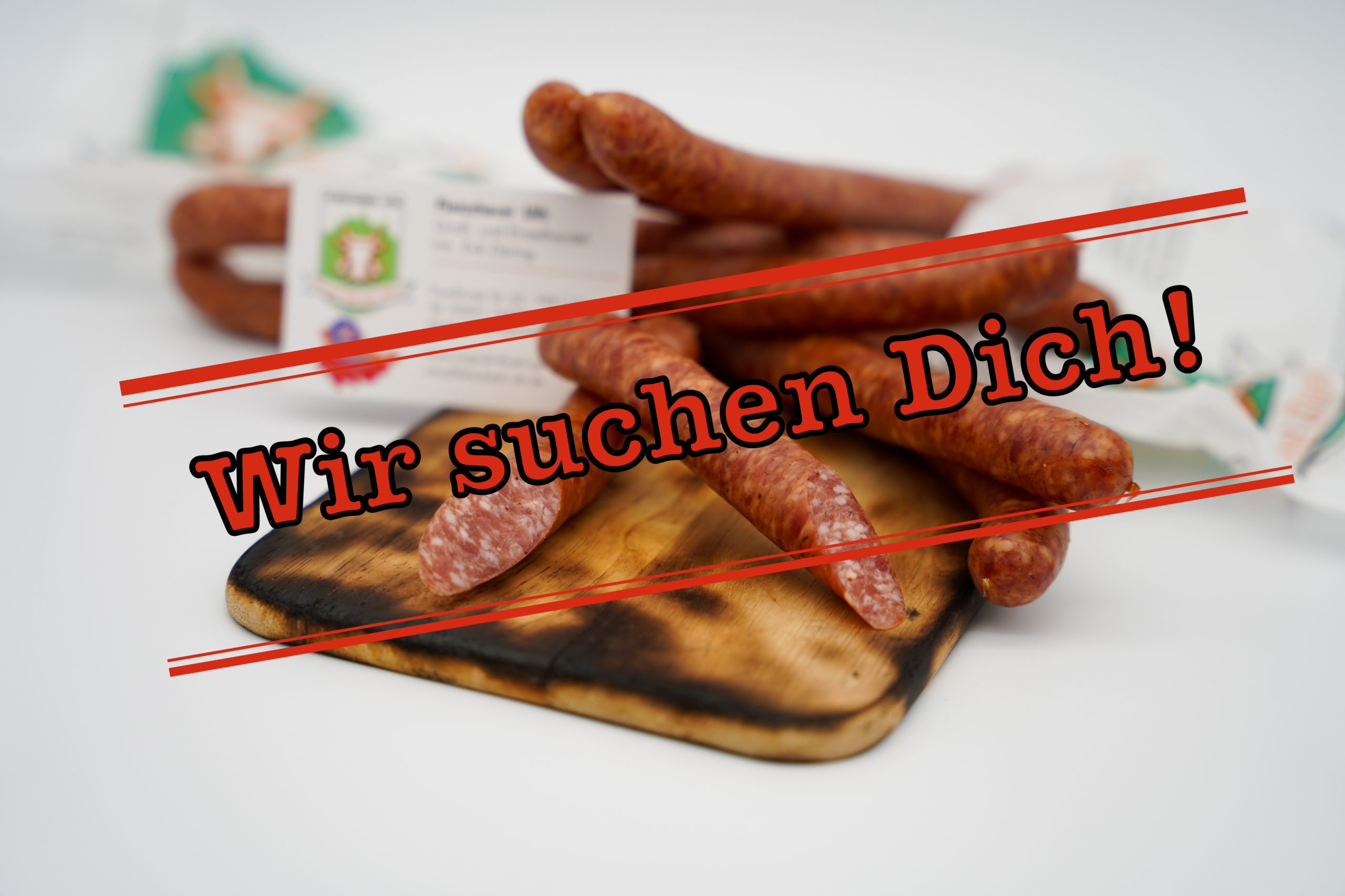 Original Thüringer Bratwurst